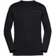 VAUDE M's Sveit LS T-Shirt black